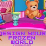 Design Your Frozen World game – ioogames.com