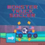 Free Monster Truck Soccer game play online on ioogames.com