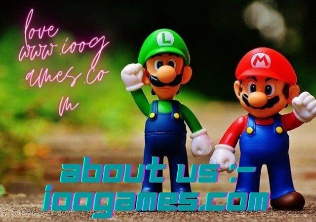 ioogames about us