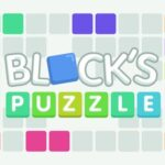 Free online Blocks Puzzle game
