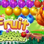 Fruit Bubble Shooters game